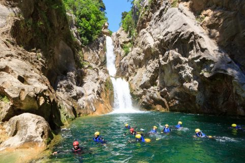 Basic Canyoning - Iris Adventures - 06